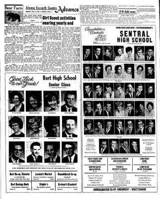 Kossuth County Advance from Algona, Iowa on May 17, 1965 · Page 7