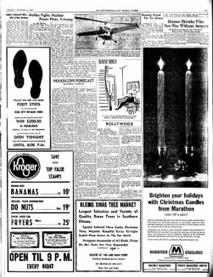 Mt. Vernon Register-News from Mt Vernon, Illinois on December 2, 1963 · Page 11