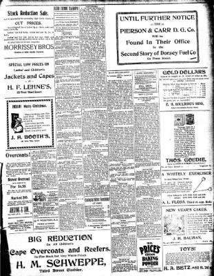Alton Evening Telegraph from Alton, Illinois on December 28, 1898 · Page 3