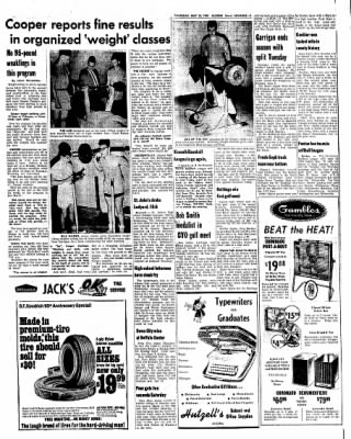 Kossuth County Advance from Algona, Iowa on May 20, 1965 · Page 5