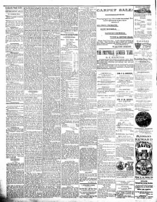 The Postville Review from Postville, Iowa on April 23, 1892 · Page 2
