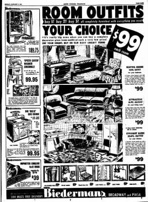 Alton Evening Telegraph from Alton, Illinois on January 6, 1950 · Page 9
