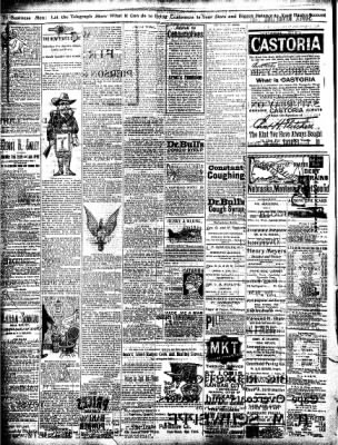Alton Evening Telegraph from Alton, Illinois on December 30, 1898 · Page 4