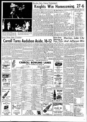 Carrol Daily Times Herald from Carroll, Iowa on October 3, 1959 · Page 2