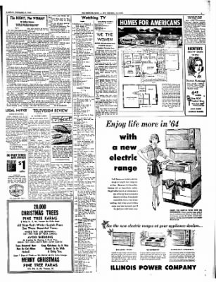 Mt. Vernon Register-News from Mt Vernon, Illinois on December 3, 1963 · Page 9