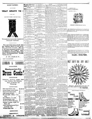 The Postville Review from Postville, Iowa on April 30, 1892 · Page 3