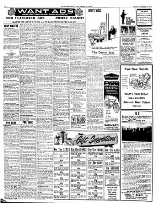 Mt. Vernon Register-News from Mt Vernon, Illinois on December 3, 1963 · Page 12