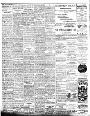 The Postville Review from Postville, Iowa on May 7, 1892 · Page 2