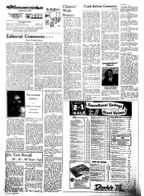 Fayette County Leader from Fayette, Iowa on January 18, 1962 · Page 2