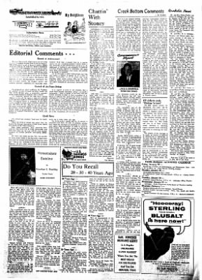 Fayette County Leader from Fayette, Iowa on January 25, 1962 · Page 2
