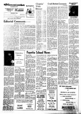 Fayette County Leader from Fayette, Iowa on February 1, 1962 · Page 2