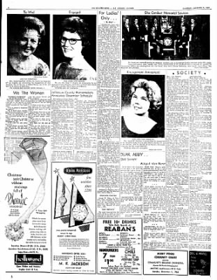 Mt. Vernon Register-News from Mt Vernon, Illinois on December 5, 1963 · Page 8