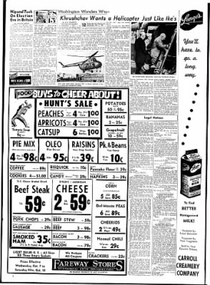 Carrol Daily Times Herald from Carroll, Iowa on October 7, 1959 · Page 12