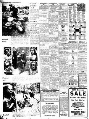 Alton Evening Telegraph from Alton, Illinois on September 5, 1972 · Page 19