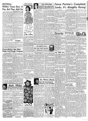 Carrol Daily Times Herald from Carroll, Iowa on October 9, 1959 · Page 3