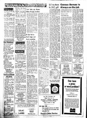 Fayette County Leader from Fayette, Iowa on March 8, 1962 · Page 8