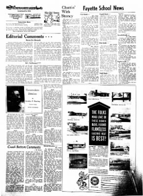 Fayette County Leader from Fayette, Iowa on March 29, 1962 · Page 2