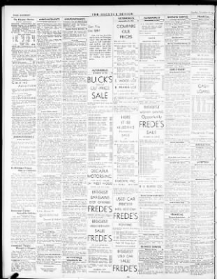 the decatur daily review from decatur illinois on november 26 1940 1940 Plymouth Interior the decatur daily review from decatur illinois on november 26 1940 page 18