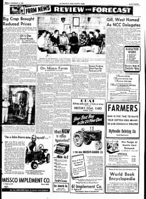The Courier News from Blytheville, Arkansas on December 11, 1953 · Page 11