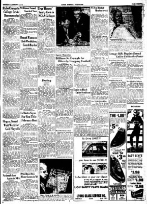 Alton Evening Telegraph from Alton, Illinois on January 12, 1950 · Page 13
