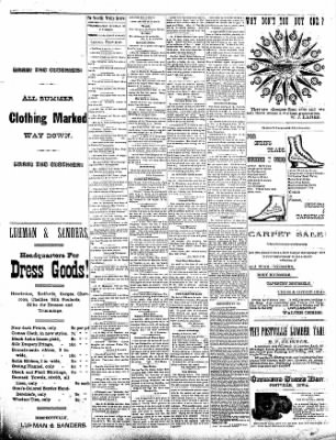 The Postville Review from Postville, Iowa on July 9, 1892 · Page 3