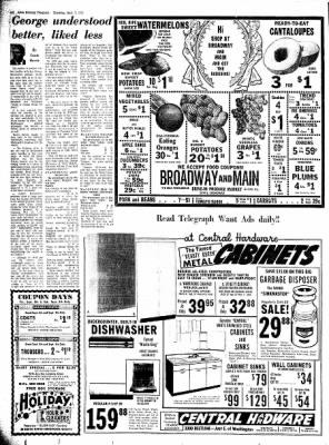 Alton Evening Telegraph from Alton, Illinois on September 7, 1972 · Page 6