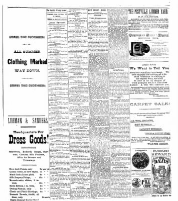 The Postville Review from Postville, Iowa on July 16, 1892 · Page 3