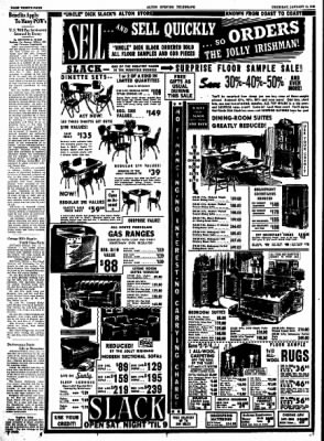 Alton Evening Telegraph from Alton, Illinois on January 12, 1950 · Page 33