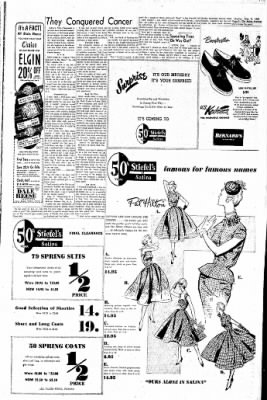 The Salina Journal from Salina, Kansas on May 9, 1954 · Page 19