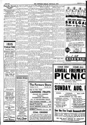 Postville Herald from Postville, Iowa on July 28, 1948 · Page 4