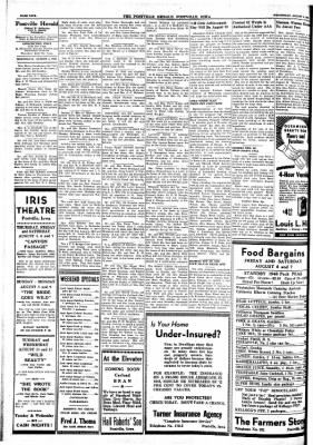 Postville Herald from Postville, Iowa on August 4, 1948 · Page 4