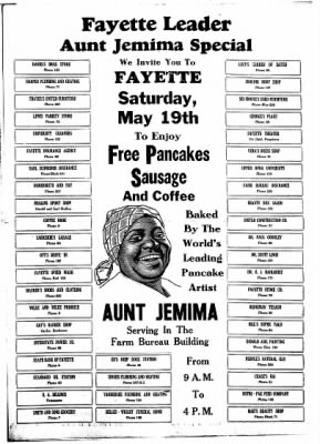 Fayette County Leader from Fayette, Iowa on May 17, 1962 · Page 4