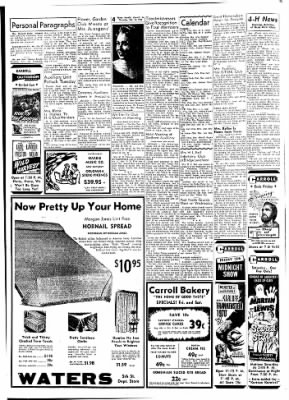 Carrol Daily Times Herald from Carroll, Iowa on October 15, 1959 · Page 4