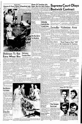The Salina Journal from Salina, Kansas on May 9, 1954 · Page 41