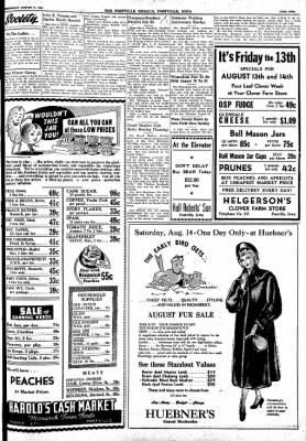 Postville Herald from Postville, Iowa on August 11, 1948 · Page 5