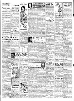 Carrol Daily Times Herald from Carroll, Iowa on October 16, 1959 · Page 3