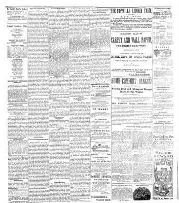 The Postville Review from Postville, Iowa on August 20, 1892 · Page 2