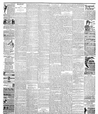 The Postville Review from Postville, Iowa on August 20, 1892 · Page 4