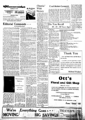 Fayette County Leader from Fayette, Iowa on June 7, 1962 · Page 2