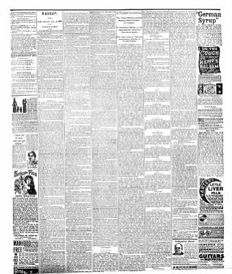 The Postville Review from Postville, Iowa on August 27, 1892 · Page 4