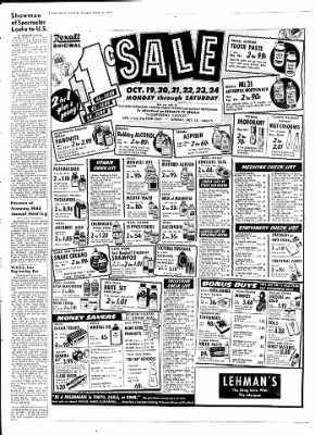 Carrol Daily Times Herald from Carroll, Iowa on October 17, 1959 · Page 8