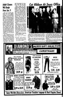 The Algona Upper Des Moines from Algona, Iowa on December 13, 1966 · Page 19
