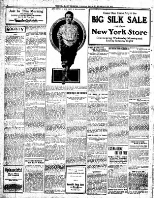 Iola Daily Register And Evening News from Iola, Kansas on February 23, 1915 · Page 2