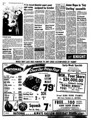 The Humboldt Republican from Humboldt, Iowa on October 29, 1966 · Page 15