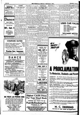 Postville Herald from Postville, Iowa on September 1, 1948 · Page 6