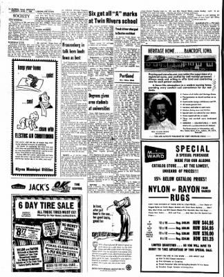 Kossuth County Advance from Algona, Iowa on June 7, 1965 · Page 2