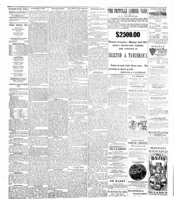 The Postville Review from Postville, Iowa on September 17, 1892 · Page 2