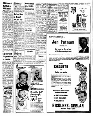 Kossuth County Advance from Algona, Iowa on June 7, 1965 · Page 4
