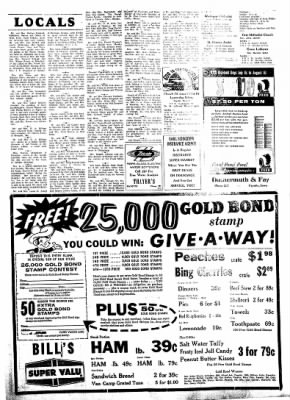 Fayette County Leader from Fayette, Iowa on July 12, 1962 · Page 3