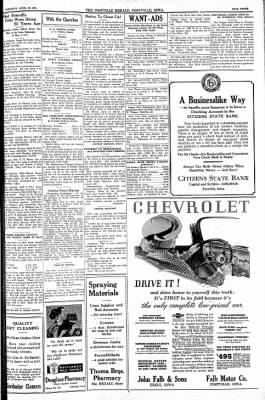 Postville Herald from Postville, Iowa on April 30, 1936 · Page 3